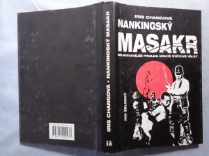 náhled knihy - Nankingský masakr : nejkrvavější prolog druhé světové války