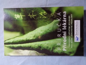 náhled knihy - Přírodní lékárna : průvodce léčivými bylinami pro běžné zdravotní problémy