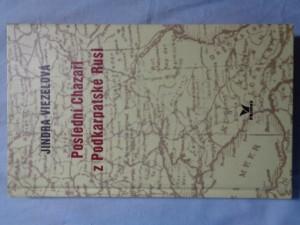 náhled knihy - Poslední Chazaři z Podkarpatské Rusi
