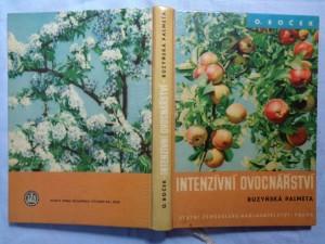 náhled knihy - Intenzívní ovocnářství : (Ruzyňská palmeta)