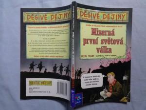 náhled knihy - Mizerná první světová válka