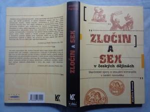 náhled knihy - Zločin a sex v českých dějinách: manželské spory a sexuální kriminalita v raném novověku