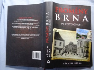náhled knihy - Proměny Brna ve fotografii : 829 historických a současných fotografií z Brna (1904)