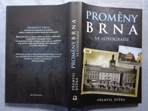náhled knihy - Proměny Brna ve fotografii : 868 historických a současných fotografií z Brna (1899)