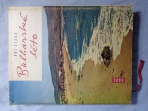 náhled knihy - Bulharské léto
