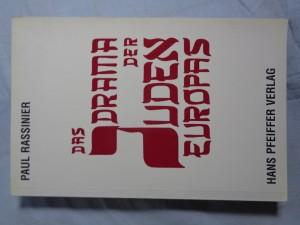 náhled knihy - Das drama der Juden Europas