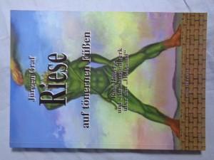 náhled knihy - Riese auf tönernen Füßen