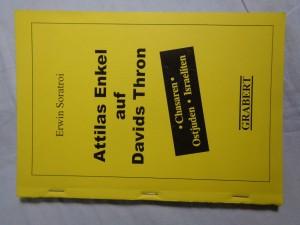 náhled knihy - Attilas Enkel auf Davis Thron