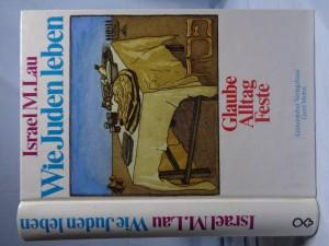 náhled knihy - Wie Juden leben: Glaube Alltag Feste