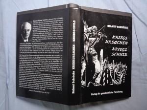 náhled knihy - Kriegsursachen Kriegsschuld