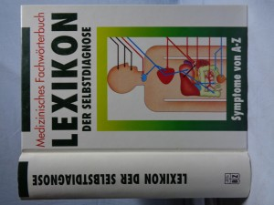 náhled knihy - Lexikon der Selbstdiagnose: Symptome von A-Z