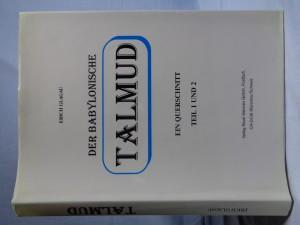 náhled knihy - Der Babylonische Talmud: Ein Querschnitt: Teil 1 und 2