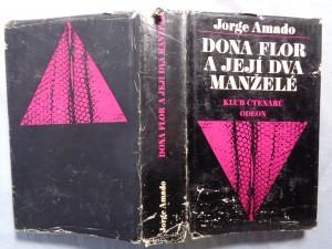 náhled knihy - Dona Flor a její dva manželé: příběh o morálce a lásce