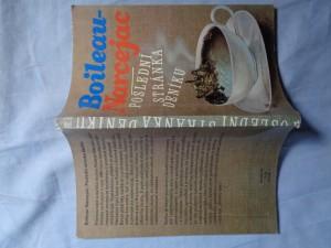 náhled knihy - Poslední stránka deníku