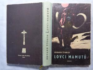 náhled knihy - Lovci mamutů : Román z pravěku