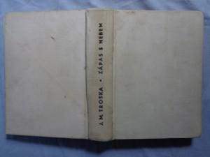 náhled knihy - Zápas s nebem I.díl