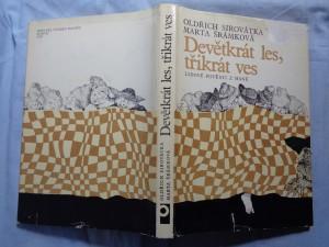 náhled knihy - Devětkrát les, třikrát ves: Lidové pověsti z Hané