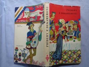 náhled knihy - Príbehy z Dekameronu