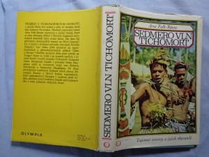 náhled knihy - Sedmero vln Tichomoří : tajemné ostrovy a jejich obyvatelé