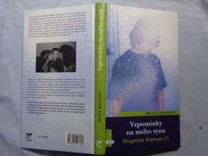 náhled knihy - Vzpomínky na mého syna : diagnóza deprese(?)