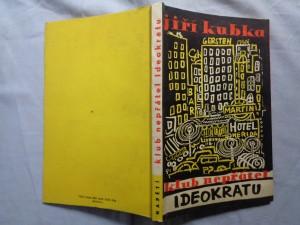 náhled knihy - Klub nepřátel Ideokratu