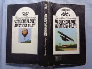 náhled knihy - Vzduchoplavci, aviatici & piloti