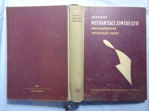 náhled knihy - Učebnice mechanisace zemědělství : Pro zeměd. techn. školy pěstitelského oboru