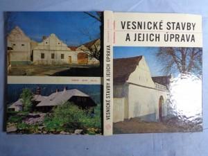 náhled knihy - Vesnické stavby a jejich úprava