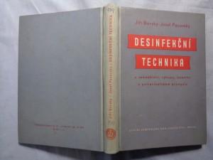 náhled knihy - Desinfekční technika v zemědělství, výkupu, lesnictví a potravinářském průmyslu