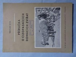 náhled knihy - Příručka o cizopasnících domácích zvířat