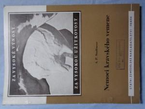 náhled knihy - Nemoci kravského vemene