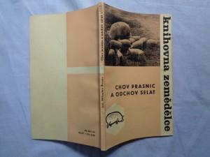 náhled knihy - Chov prasnic a odchov selat