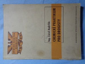 náhled knihy - Chemické praktikum pro drogisty