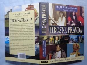 náhled knihy - Hrozná pravda : 26 velkých záhad historie konečně vyřešeno