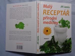 náhled knihy - Malý receptář přírodní medicíny