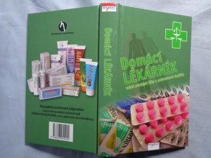 náhled knihy - Domácí lékárník : volně prodejné léky a potravinové doplňk