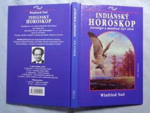 náhled knihy - Indiánský horoskop: astrologie a moudrost Čtyř větrů