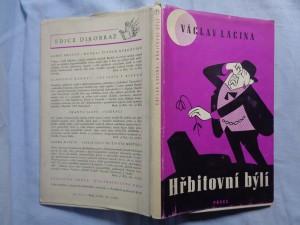 náhled knihy - Hřbitovní býlí 1947-1950