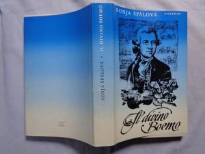náhled knihy - Il divino Boemo: božský Čech Josef Mysliveček