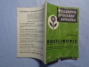 náhled knihy - Rostlinopis : Jak rostliny žijí, rostou, kvetou, zrají.