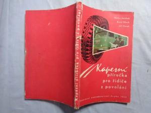 náhled knihy - Kapesní příručka pro řidiče z povolání