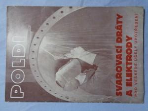náhled knihy - Svařovací dráty a elektrody
