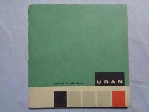 náhled knihy - Uran návod k obsluze