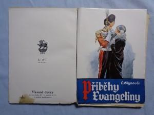 náhled knihy - Příběhy Evangeliny = [The vicissitudes of Evangeline] : Román