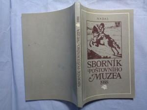náhled knihy - Sborník poštovního muzea
