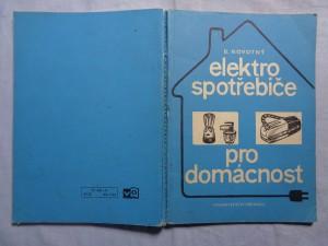náhled knihy - Elektromechanické spotřebiče rotační pro domácnost
