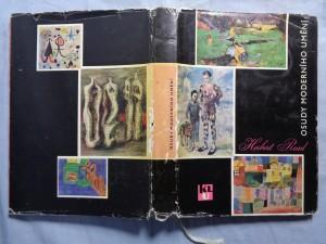 náhled knihy - Osudy moderního umění : výbor z díla