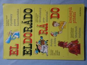 náhled knihy - Eldorádo kreslených příběhů