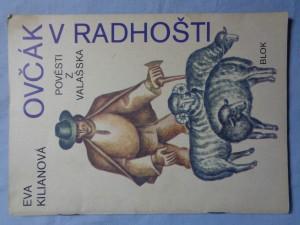 náhled knihy - Ovčák v Radhošti : pověsti z Valašska