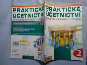 náhled knihy - Praktické účetnictví pro střední školy
